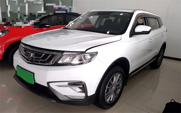 Geely-bo yue-2018-1.8L