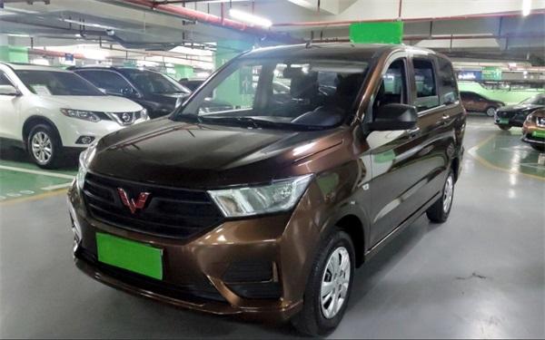 Wuling Van-hongguang-2019-1.5L