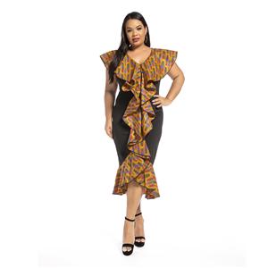 Noble and elegant dress