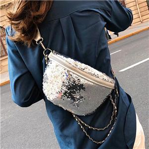 One-shoulder handbag