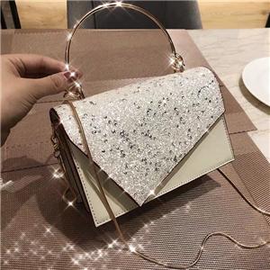Carry a small square bag