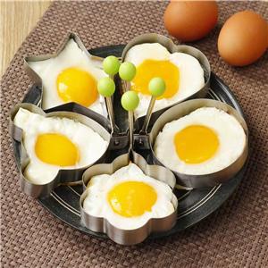 Pattern egg maker