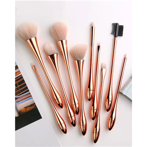 Highlight paint makeup brush