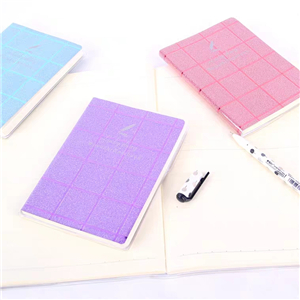 18K notepad with rubber cover