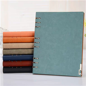 Thickened business notebook