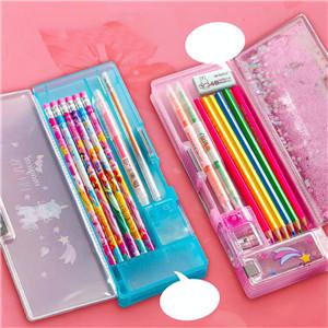 Multi-functional pencil case