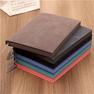 Sheepskin soft notebook