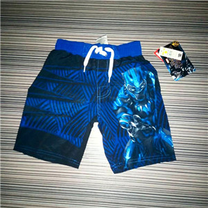 Marvel black panther beach short
