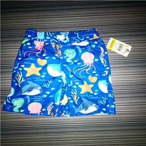 Swiggles kids beach short