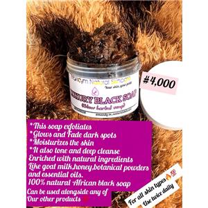 Luxury Black Soap