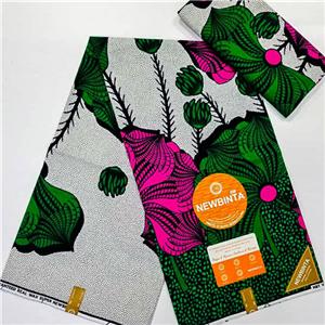 New Binta Ankara fabric