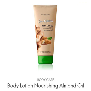 Boby Lotion Nourishing Almond Oil
