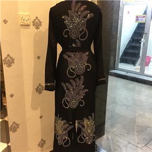 Rheinstone gown