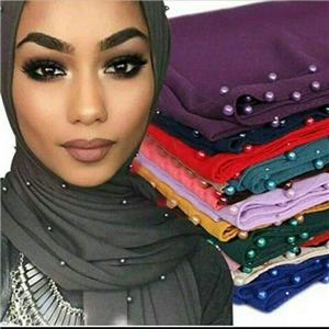 Alisha beaded scarf