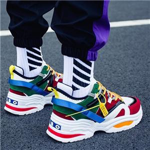 Fashion sneaker shoes