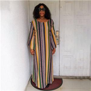 Kiki Kaftan Chiffon Dress