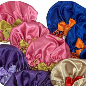 Two face Satin Hair Bonnet