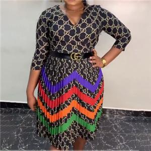 Fabulous lady dress