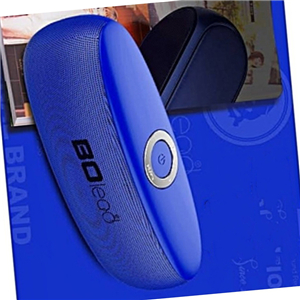 Subwoofer Potable Bluetooth Speaker S8-blue
