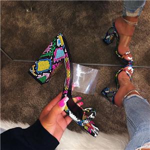 Stylish Lady heels