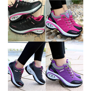 Trendy female sneakers