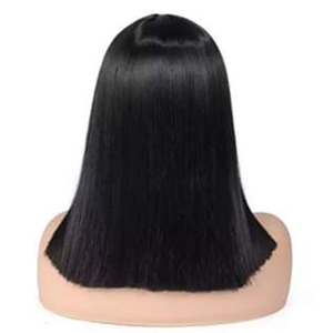 Stair black wig