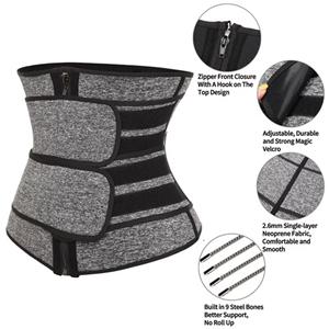 Double Strap Abdominal Belt