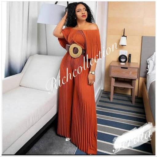 Fashionable women jumosuit