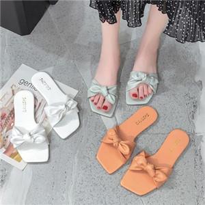 Bowtie classy slippers