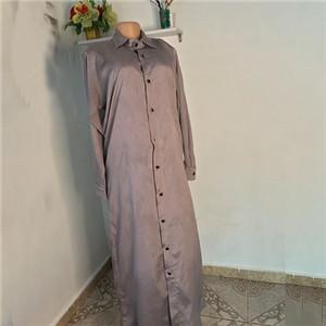 E L Shirt Dress