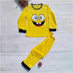 Unisex kids pajamas