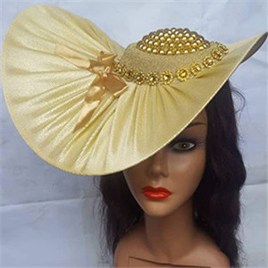 Ladies fascinator cap