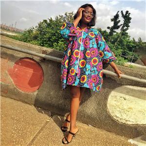 Adeola dress