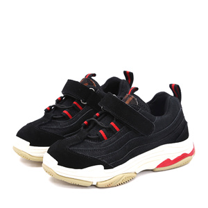 Colorblock breathable soft wear-resistant sneakers