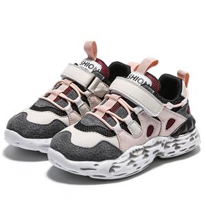 Microfiber lightweight Velcro sneakers