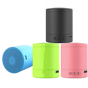 Mini Wireless Subwoofer Bluetooth Speaker
