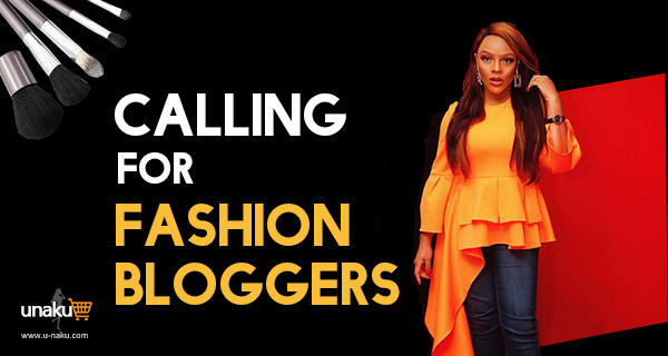 Calling for Fashion Bloggers
