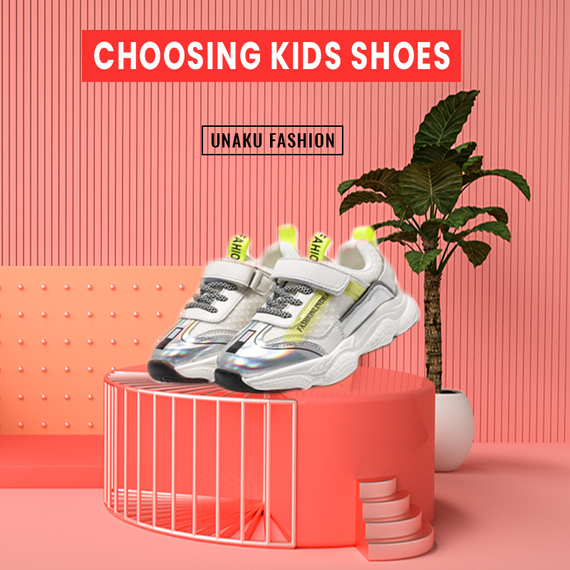 How to Choose Comfortable Shoes for Your Kids
