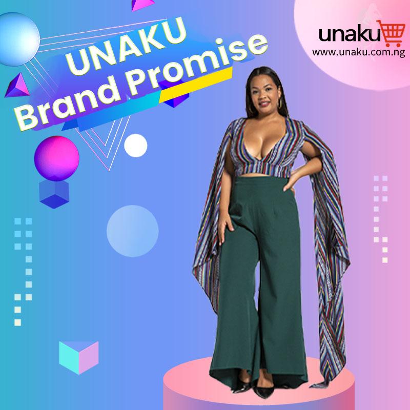 UNAKU Brand Promise