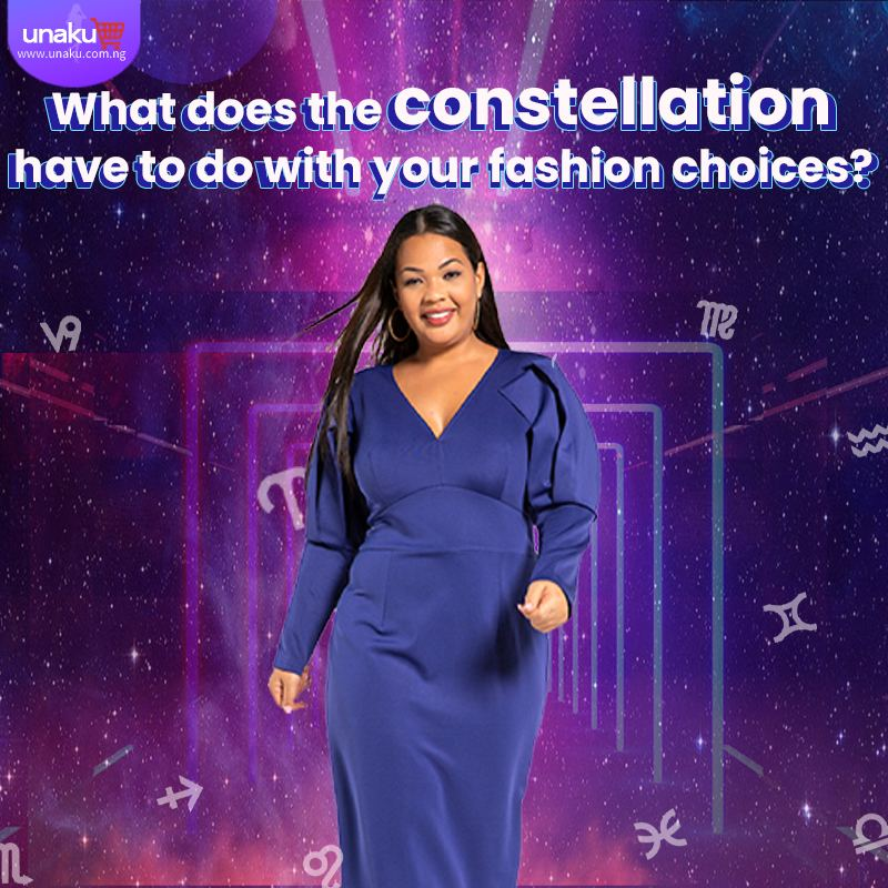 What does the constellation have to do with your fashion choices?