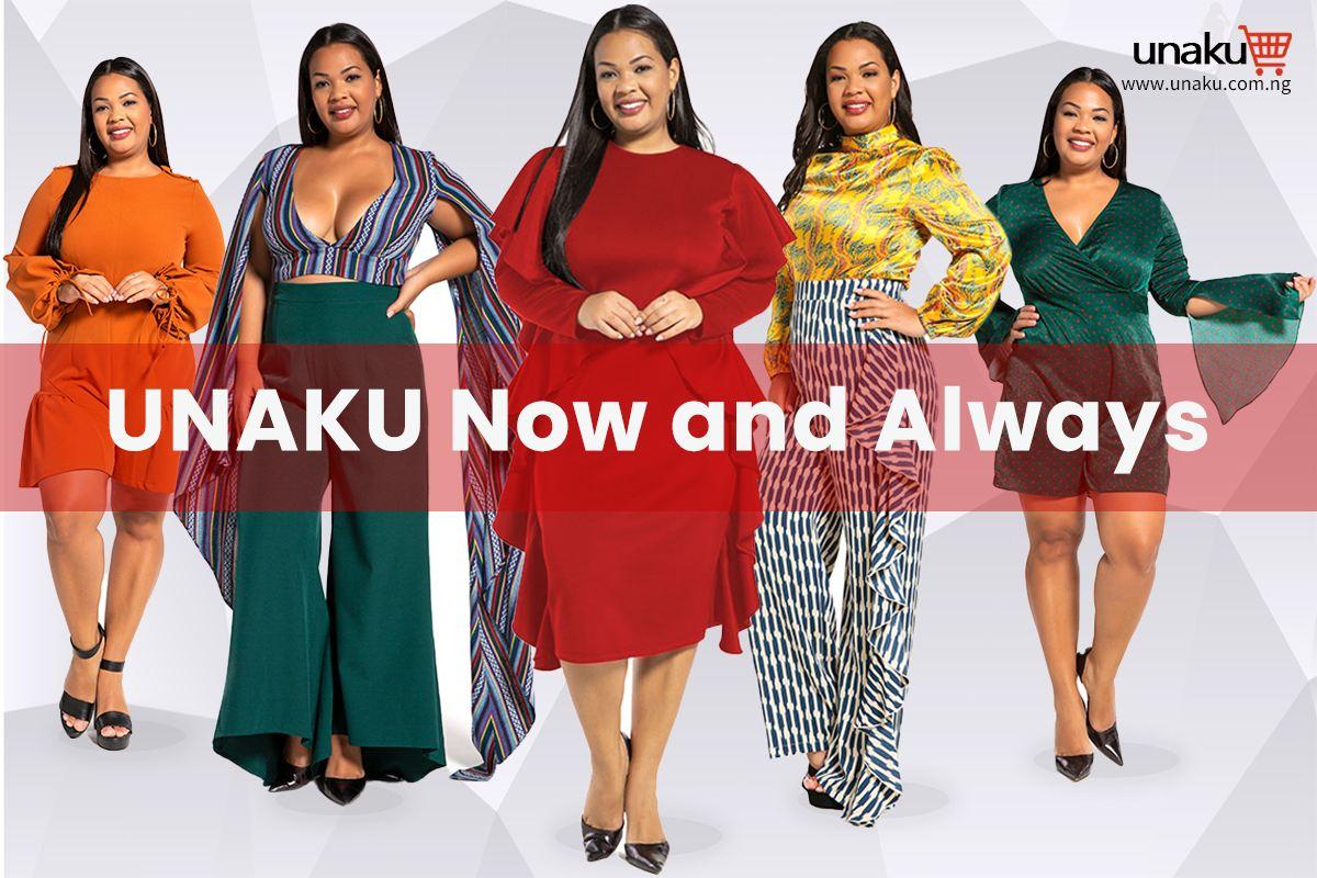 Unaku Now and Always