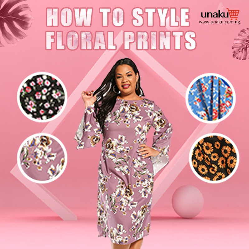 How to Style Floral Prints
