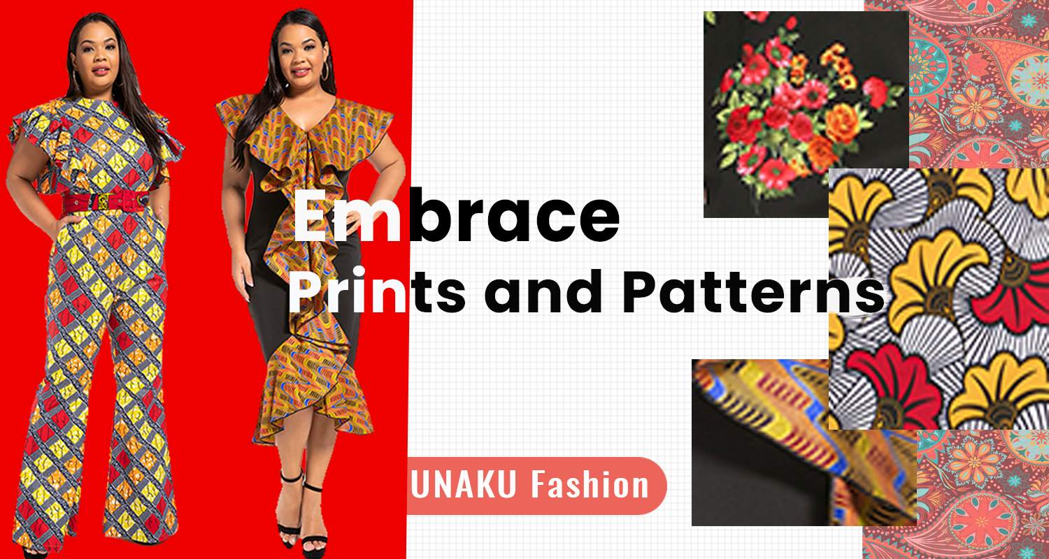 5 Reasons Why You Should Embrace Prints and Patterns