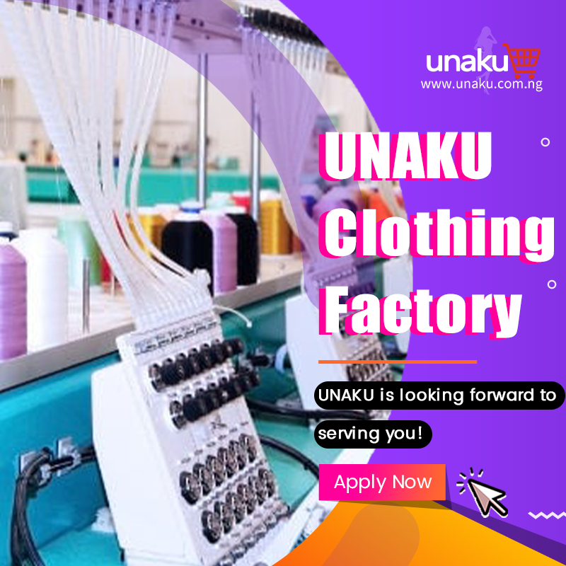 UNAKU Clothing Factory