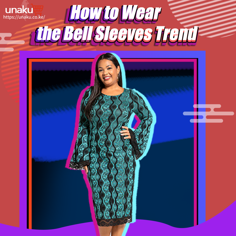 How to Wear the Bell Sleeves Trend