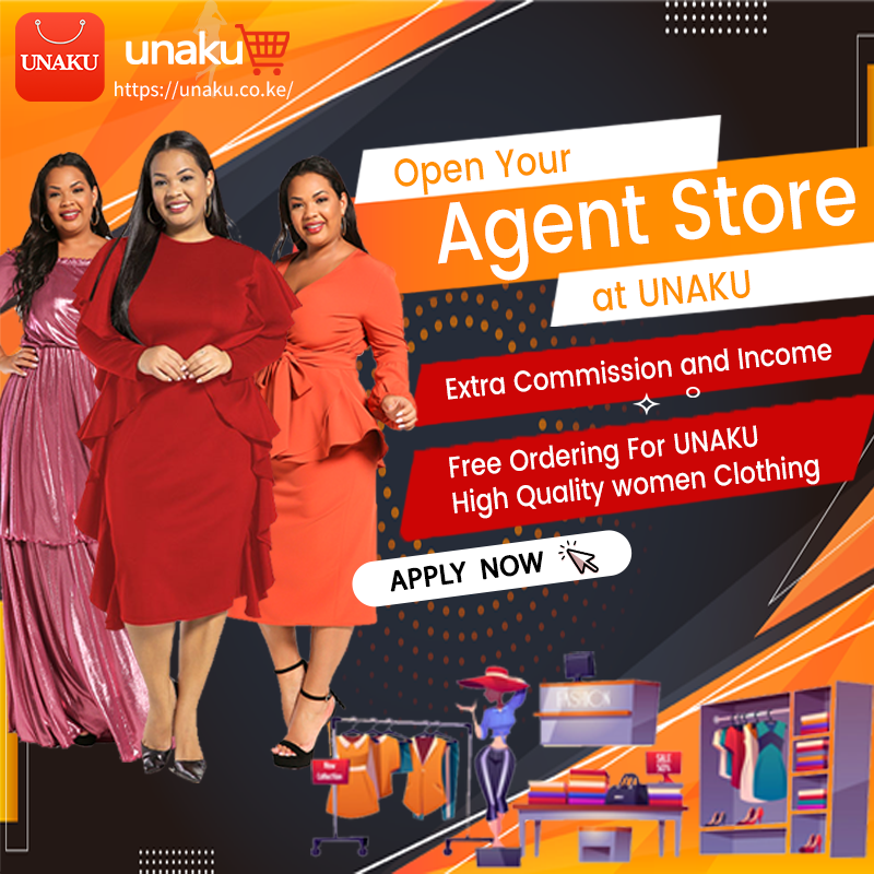 JOIN UNAKU AGENT STORE