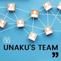 UNAKU's Team and Offices in Various Regions